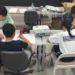 国語と英語の長文解法は集団指導クラスでも1:1個別で指導しています。